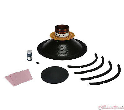B&C R18SW115-4 Recone Kit for 4 Ohm 18SW115 Subwoofer Speakers