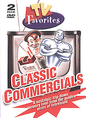 TELEVISION TOY TV Classic Commercials 1940s to 1960s all 3 Volumes