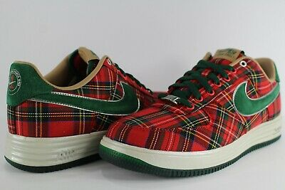 NIKE Nike luna force 1 sneakers LUNAR FORCE 1 CITY QS 602,862 600 low men shoes red red