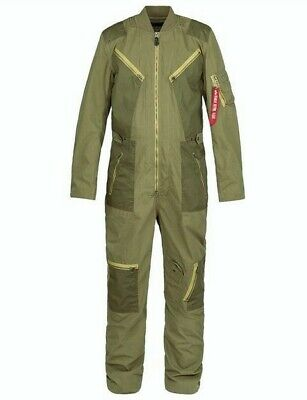 ALPHA INDUSTRIES K-2B mod full jumpsuit military spec army