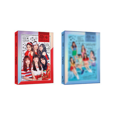G.FRIEND [Sunny Summer] Summer album CD+BOOKLET+PHOTOCARD (KpopStoreinUSA)