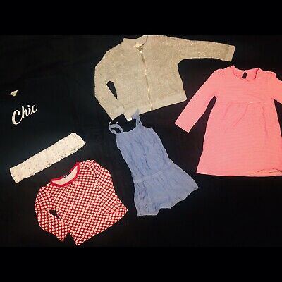 Baby Girls 2-3 Years Bundle River Island GAP Mothercare H&M