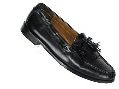 b85c3680e9a Cole Haan  C02691 Men s 10 D Pinch Shawl Moc Toe Kiltie Tassel Loafers Shoes