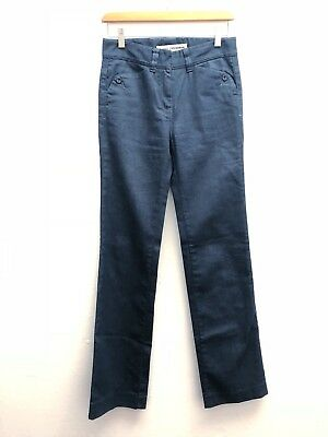 French Connection Womens Sz 4 Paynes High Waist Straight Leg Mom Jeans Trouser