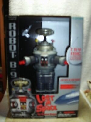 Trendmasters Lost In Space The Classic Series Robot B 9 Bnib 1997 Complete