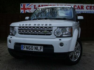 2010 60 Land Rover Discovery 3.0 4 Tdv6 Xs 5D Auto 245 Bhp Diesel