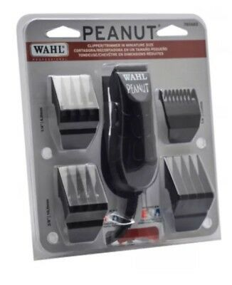 f38fed659 Brand New Wahl Peanut 8655-200 Trimmer Profesional Clipper Hair Cut, Black  Color