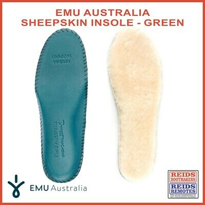 Emu Australia sheepskin insole for use in Platinum range ugg boots or slippers