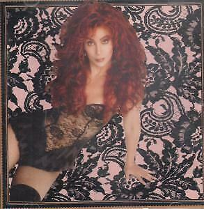 CHER Greatest Hits 1965-1992 CD UK Geffen 1992 16 Track (Ged24439)