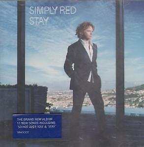 SIMPLY RED Stay CD Europe Simply Red 2007 11 Track EX/VG+