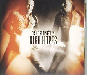 BRUCE SPRINGSTEEN High Hopes CD Europe Columbia 2014 12 Track In Gatefold Card