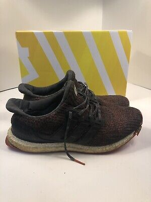 15320da184f Adidas Ultraboost 4.0 Chinese New Year CNY Size 14 BB6173 Black Red  Authentic