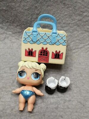 RETIRED RARE ORIGINAL LOL Surprise Dolls Series 2 LiL Curious Q.T.  MGA
