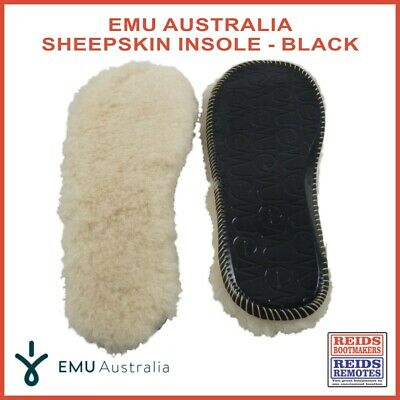 Emu Australia sheepskin insole for use in various ugg boots or slippers