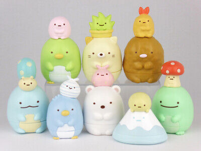 Re-ment Sumikko Gurashi Double Stamps (Set of 8 Boxes)
