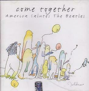 COME TOGETHER - AMERICA SALUTES THE BEATLES Various CD USA Liberty 1995 17