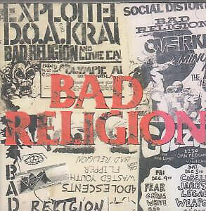 BAD RELIGION All Ages CD Europe Epitaph 1995 22 Track (864432)