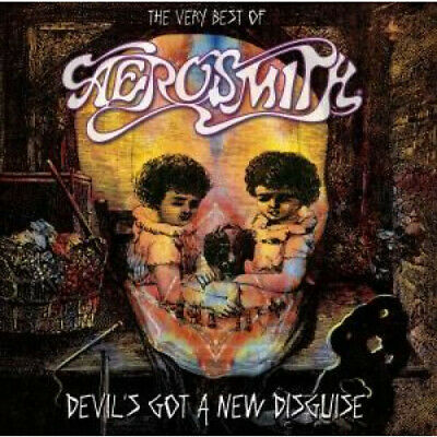 AEROSMITH Devil's Got A New Disguise: Very Best Of CD Europe Columbia 2015 18