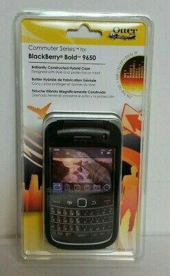 Blackberry Bold 9650 OtterBox Commuter Series Case New Model #RBB4-9650S-20