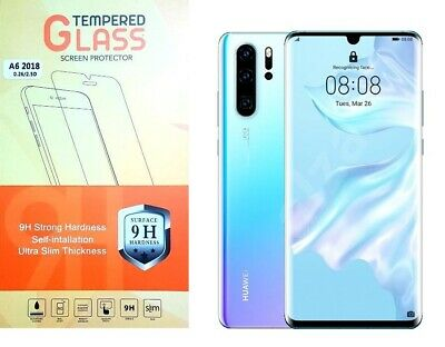 For Huawei P30 (2019) Tempered Glass Temper Screen Protector - BRAND NEW!!