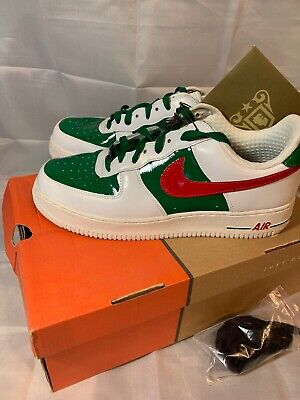size 40 6cd25 70c4b Nike Air Force 1 Premium Mexico 2006 World Cup (309096-162 !