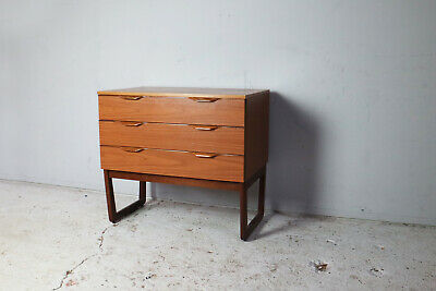 1970's mid century modern chest of drawers by Europa