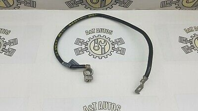 2003 Bmw X5 E53 Battery Negative Cable Wire 6919976 / 10299011