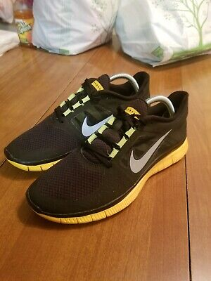 d45cd2e6c391 NIKE Free 5.0 MENS Size 8.5 4.0 3.0 lunar epic react flyknit motion  livestrong