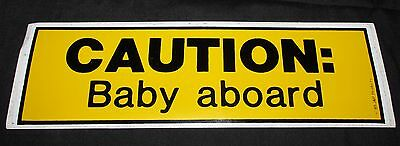 """/""""WELCOME TO CALIFORNIA../"""" 9/""""x3/"""" VINTAGE 1985 BUMPER STICKER RED W//WHITE PRINT!"""