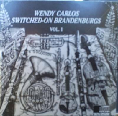 Switched on Brandenburgs 1 by Carlos, Wendy