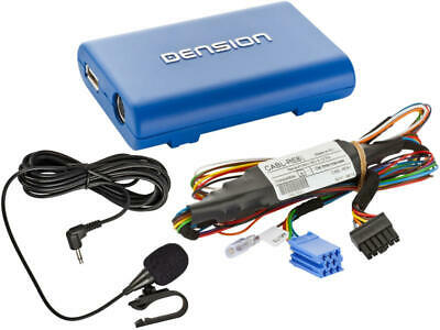 Renault Clio,Espace,Master,Megane Dension GBL3RE8 iPhone,iPod Bluetooth Adapter