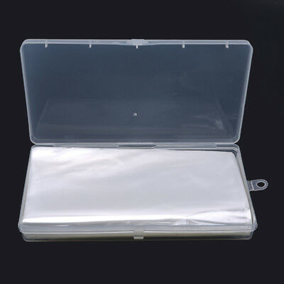 100Pocket Paper Money Album Holder Currency Banknote Storage Case Collection New