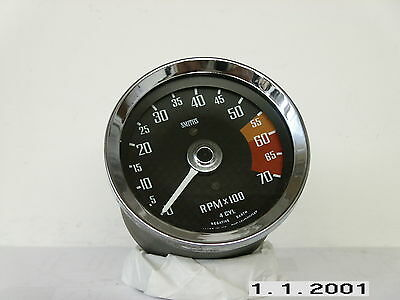 Smiths Rev Counter/tachometer Rvc1410/00Af Late Mgb