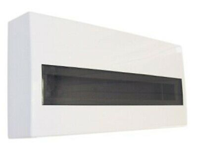 Clipsal MOULDED CONSUMER SWITCHBOARD ENCLOSURE 525x250x95mm 24-Modules, White