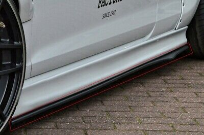 Ford S-Max 2010-2014 skirts Blades / Sill covers / extensions