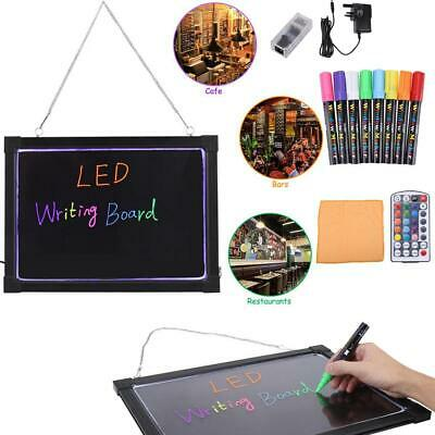 30cmx40cm Sensory LED light up drawing writing board toy for special need autism