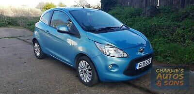 2011 Ford KA Zetec, 1.2cc, Years mot, £30 Tax For The Year,New Cambelt, Must see