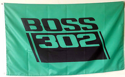 SHELBY FORD RACING Cobra Flag Banner 3X5Ft Mustang Gt500