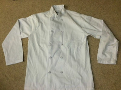 Pack Of 5, Ex-Rental Chefs Jackets, Select Size 92,100,108,116,124,132,140