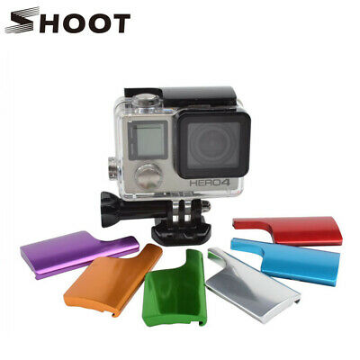 Aluminum Replacement Rear Snap Latch Buckle Lock for GoPro HD 3+/4 Housing Case