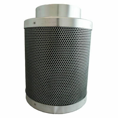 """Easy Grow Flower Filter 4"""" Carbon Filter - Hydroponics Filter 4 Inch"""