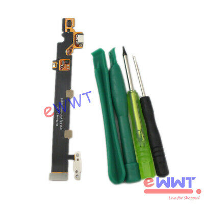 Charger Port Flex Cable+Tool for Huawei MediaPad M3 Lite 10 Wifi BAH-W09 ZVFE619