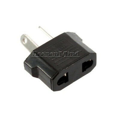 5PCS Universal 2pin US to AU Plug Travel AC Power Adapter Charger Converter