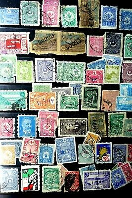 Good mixture of stamps - lot 1266