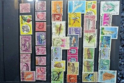Commonwealth good mixture of stamps - lot 1283