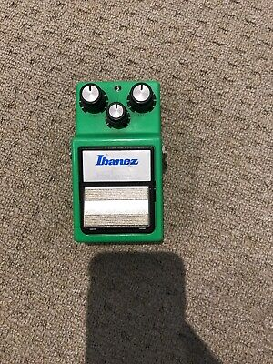 IBANEZ TUBE SCREAMER TS9 Overdrive Pedal - $145 00 | PicClick AU