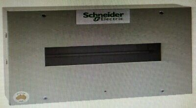 Schneider ACTI-9 LOAD CENTRE 231x346x66mm Steel 12-Poles Surface Mounted, Grey