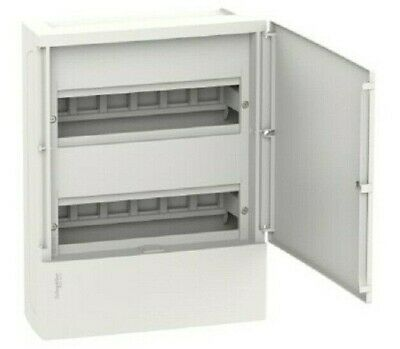 Clipsal RESI MAX SWITCHBOARD ENCLOSURE 2-Rows 12-Modules,Surface Mount*AUS Brand