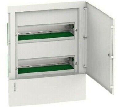 Clipsal RESI MAX SWITCHBOARD ENCLOSURE 2-Rows 12-Modules, Flush Mount*Aust Brand