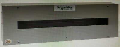 Schneider ACTI-9 LOAD CENTRE 231x556x66mm Steel 24-Poles Surface Mounted, Grey
